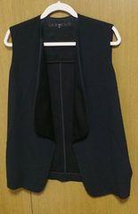 ЯΓ】ダブスタSOVベスト サイズ32 カラー黒