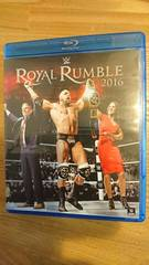 WWE ロイヤルランブル 2016 Blu-ray ブルーレイ /アメリカンプロレスDVD