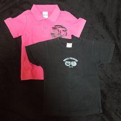 うちなーTシャツ2枚セット☆サイズ120