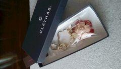 レア! 新品 CLATHAS  クレイサス キーリング