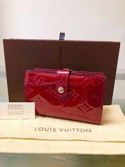 1円 ◆正規品◆ 美品 ◆ ルイヴィトン ヴェルニ   財布