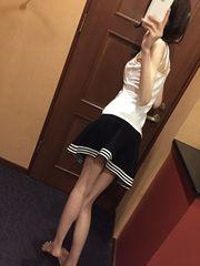 ミニスカート・黒