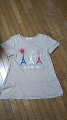 AラインのTシャツです。