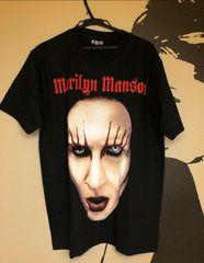 マリリンマンソン Tシャツ