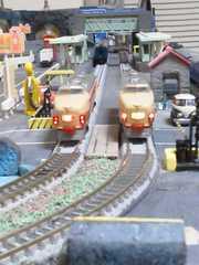 希少な中古>こだま等の名称のボンネット型特急電車 181系 !