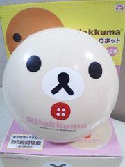Rilakkuma/コリラックマクリーナーロボット(専用クリーンシート10枚付き)