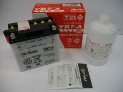 (929)GT380用ユアサ製高品質バッテリー