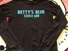 ε=(。・д・。)BETTY'S BLUE*トレーナー*Msize*
