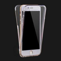 【送料無料】【新品】iPhone6/6s 360度 TPU フルカバー