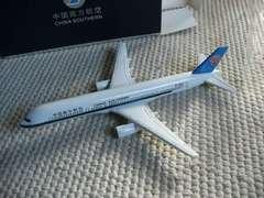 飛行機模型 中国南方航空  ボーイング 757-200