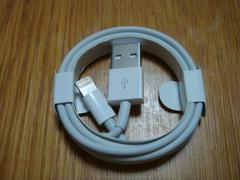 Apple iPhone 純正 ライトニングケーブル 1m 1本 MFI認証