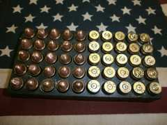 米軍 実弾 9mmパラベラム 50発 使用済み 危険性 0%