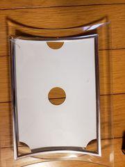 カーブガラスフォトフレーム【2L判】