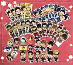 EXILE TRIBE☆大量☆光沢シール☆