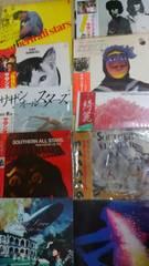 サザンオールスターズのLP アルバム10枚セット!!送料無料発送!!