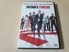 映画DVD「オーシャンズ12」ジョージ・クルーニー ブラッドピット