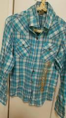 BodyGloveチェックシャツ☆Lサイズ☆