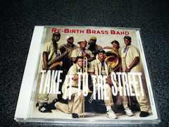 CD「リバースブラスバンド/テイクイットトゥザストリート」即決