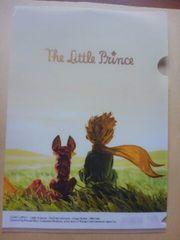 新品♪非売品・星の王子さま(The Little Princess)A4クリアファイル美品