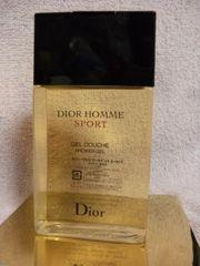 Dior HOMME SPORT シャワージェル150ml 90%以上残存★ディオール
