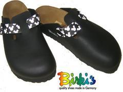 ビルキー新品 ビルケンシュトック ウッドビー ディズニー黒37
