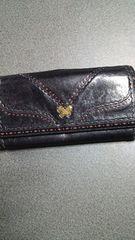 アナスイ、がま口長財布👛黒