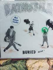 Batmobile /Buried Alive! サイコビリー/ネオロカ 未開封品