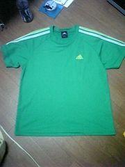 adidasゲームシャツ