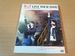 DVD「WaT LIVE TOUR 2008凶×小吉=大吉ツアー」小池徹平●
