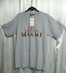 No.267 タグ付きJANS PORT MIAMI Tシャツ アメリカンサイズM