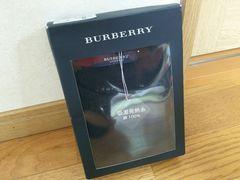 未使用 バーバリー BURBERRY メンズ Tシャツ 半袖 黒 M 綿100
