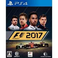 PS4》F1 2017 〈特典入〉 [177000593]