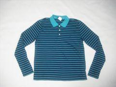 wr506 女 Ralph Lauren ラルフローレン 長袖ポロシャツ Lサイズ