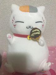夏目友人帳 ニャンコ先生 縁日 BIG ぬいぐるみ 【たこ焼き】