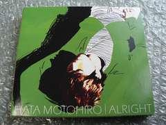 秦基博/アルバム『ALRIGHT』初回限定盤【CD+DVD】他にも出品中