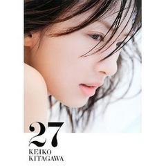 ■本『北川景子 ファースト写真集 27』美人女優