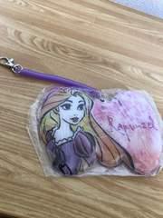 ディズニー☆プリンセス ぷっくりパスケース【ラプンツェル】