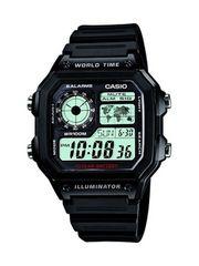 カシオ 腕時計 デジタル AE-1200WH-1A メンズ 海外モデル