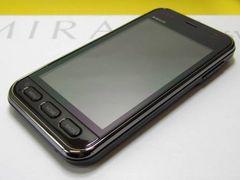 auSIMロックフリーMIRACH防水IS11PT(PTI11)android
