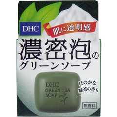 DHC グリーンソープ <石鹸> 60g