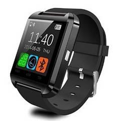 ★多機能★ 薄型 スマートウォッチ 腕時計 黒 他カラー有
