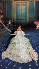 ジェニー、リカちゃんのコートドレス