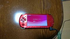 PSP3000 ラディアントレッド