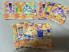 アイカツカード((ほぼノーマル15枚まとめ売り/未使用に近い