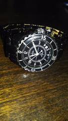 j12 シャネル ノベルティ 腕時計 自動巻き