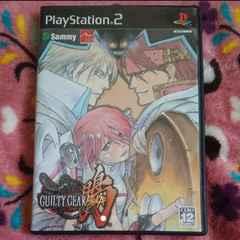 ギルティギア イスカ PlayStation2 ソフト