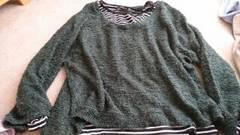 長袖ろんT&セーター 2点セット