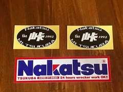 NaKatsu  ステッカー