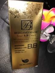 BBクリーム 金箱 UV SPF50 カタツムリ 韓国