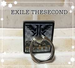 EXILE THE SECOND☆スマホリング